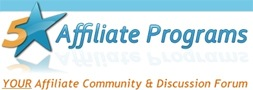 5star Affiliate Programs Logo