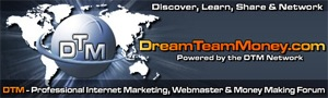 DreamTeamMoney Logo