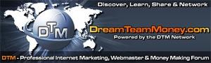 DreamTeamMoney Logo
