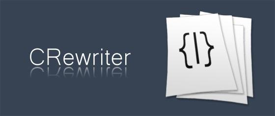 CRewriter image