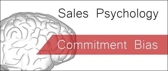 Commitment Bias