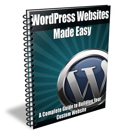 WordPress Websites Made Easy Cover