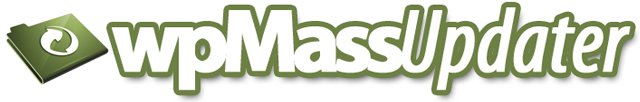 WP Mass Updater Logo