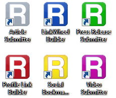 Rank Builder Icons