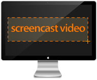 Screencast Monitor Image