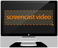 Screencast Monitor Image