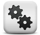 Automation Gears Icon