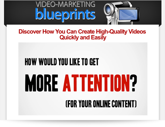 Video Marketing Blueprints