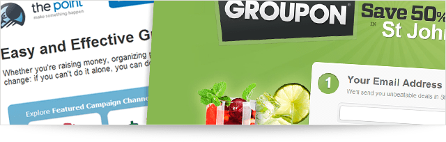 How Groupon Got Started